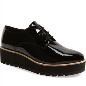 New Eileen Fisher Eddy Derby Shoes